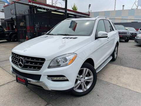 2015 Mercedes-Benz M-Class for sale at Newark Auto Sports Co. in Newark NJ
