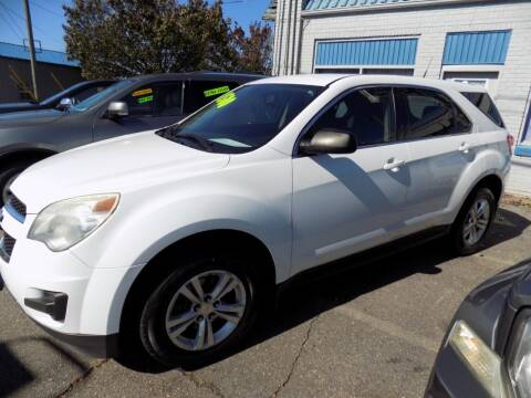 2011 Chevrolet Equinox for sale at Pro-Motion Motor Co in Lincolnton NC