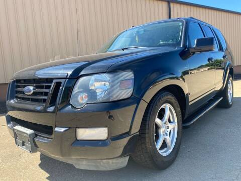 2010 Ford Explorer for sale at Prime Auto Sales in Uniontown OH