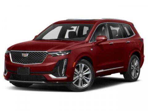 2020 Cadillac XT6 for sale at Park Place Motor Cars in Rochester MN