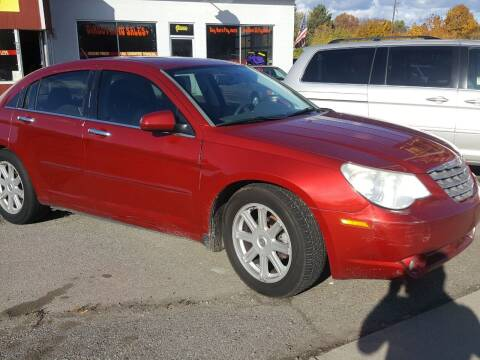 2007 Chrysler Sebring for sale at Direct Auto Sales+ in Spokane Valley WA