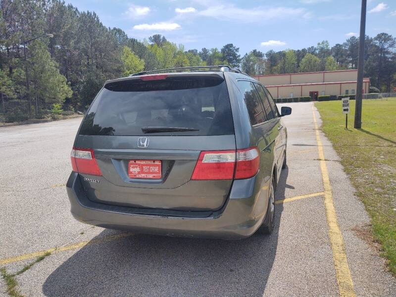 2007 Honda Odyssey EX-L 4dr Mini-Van w/DVD - Mableton GA