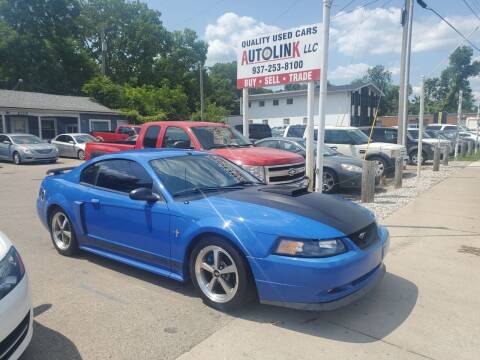 2003 Ford Mustang for sale at AutoLink LLC in Dayton OH