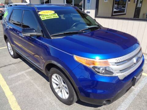 2013 Ford Explorer for sale at BBL Auto Sales in Yakima WA