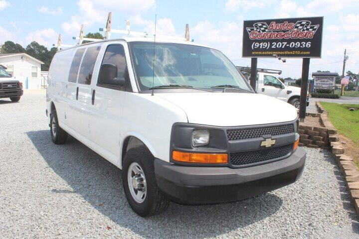 2012 Chevrolet Express Cargo for sale at Auto Connection 210 LLC in Angier NC