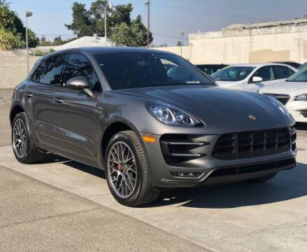 2015 Porsche Macan for sale at H & K Auto Sales & Leasing in San Jose CA