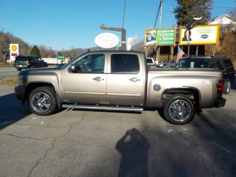 2012 Chevrolet Silverado 1500 for sale at EAST MAIN AUTO SALES in Sylva NC