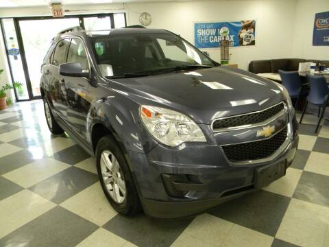 2013 Chevrolet Equinox for sale at Lindenwood Auto Center in Saint Louis MO