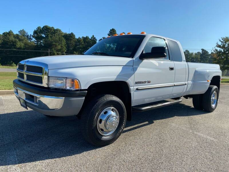 2001 Dodge Ram Pickup 3500 for sale at JCT AUTO in Longview TX