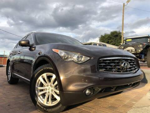 2011 Infiniti FX35 for sale at Cars of Tampa in Tampa FL
