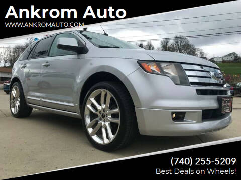 2010 Ford Edge for sale at Ankrom Auto in Cambridge OH