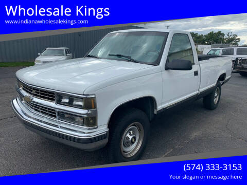 1999 Chevrolet C/K 2500 Series for sale at Wholesale Kings in Elkhart IN