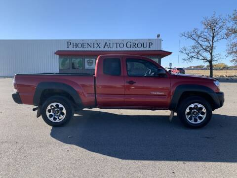 2010 Toyota Tacoma for sale at PHOENIX AUTO GROUP in Belton TX