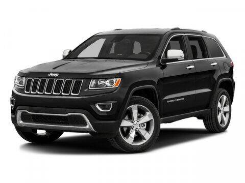 2016 Jeep Grand Cherokee for sale at DICK BROOKS PRE-OWNED in Lyman SC