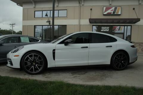 2018 Porsche Panamera for sale at Auto Assets in Powell OH