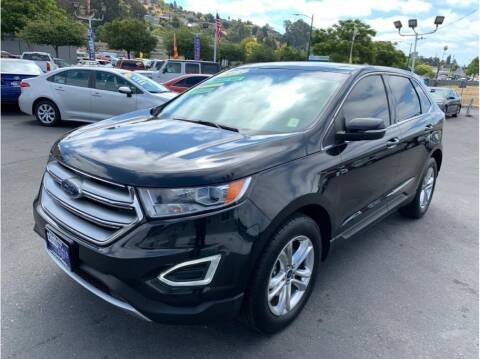 2015 Ford Edge for sale at AutoDeals in Hayward CA