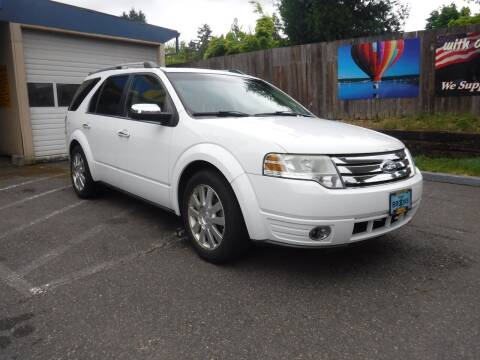 2008 Ford Taurus X for sale at Brooks Motor Company, Inc in Milwaukie OR