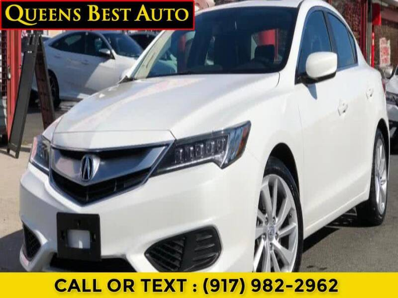 2017 Acura ILX for sale in Jamaica, NY
