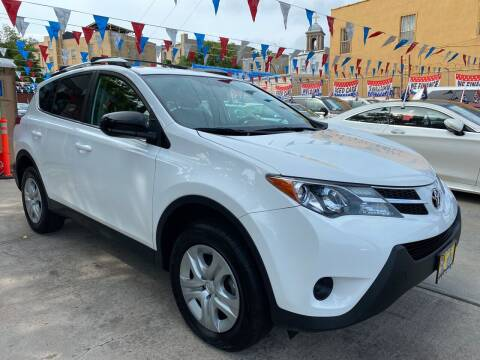 2015 Toyota RAV4 for sale at Elite Automall Inc in Ridgewood NY