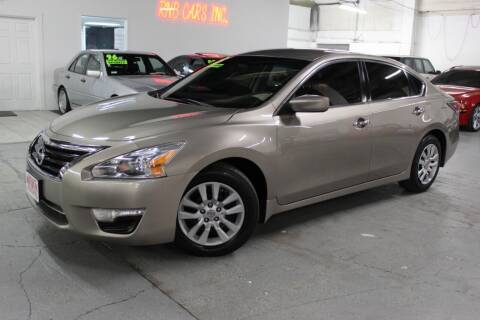 2015 Nissan Altima for sale at R n B Cars Inc. in Denver CO