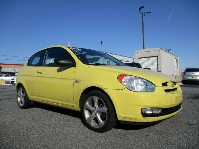 2008 Hyundai Accent for sale at The Back Lot in Lebanon PA