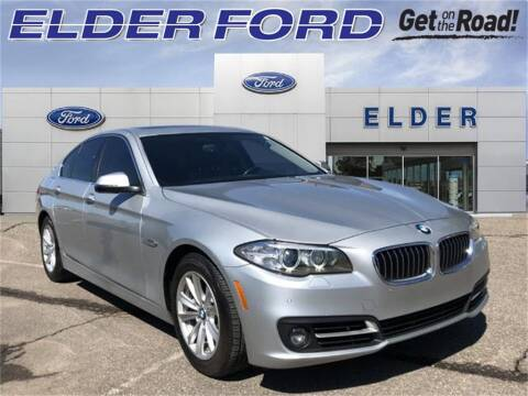 2016 BMW 5 Series for sale at Mr Intellectual Cars in Troy MI