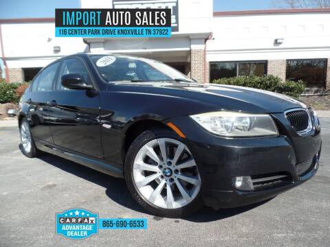 2011 BMW 3 Series for sale at IMPORT AUTO SALES in Knoxville TN