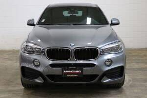 2017 BMW X6 for sale at Cj king of car loans/JJ's Best Auto Sales in Troy MI