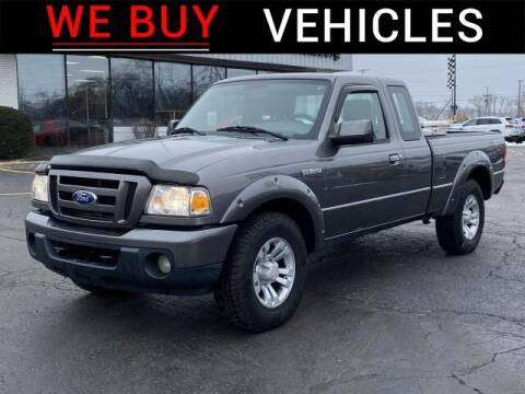 2011 Ford Ranger for sale at Vicksburg Chrysler Dodge Jeep Ram in Vicksburg MI
