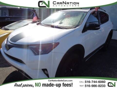 2018 Toyota RAV4 for sale at CarNation AUTOBUYERS Inc. in Rockville Centre NY