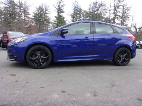 2014 Ford Focus for sale at Mark's Discount Truck & Auto Sales in Londonderry NH