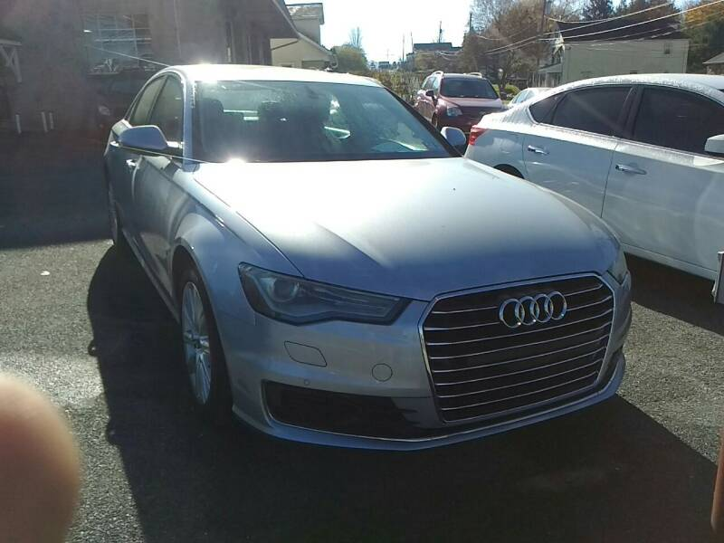 2016 Audi A6 for sale at Paul's Auto Inc in Bethlehem PA