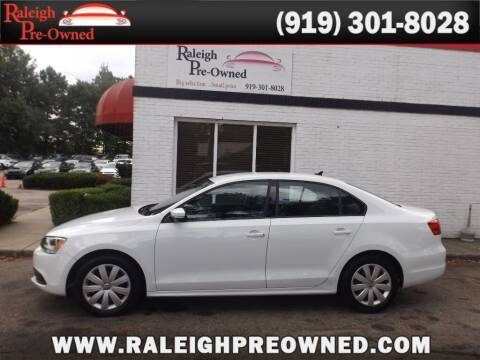 2014 Volkswagen Jetta for sale at Raleigh Pre-Owned in Raleigh NC