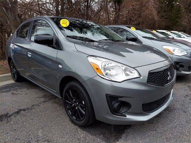 2020 Mitsubishi Mirage G4 for sale at ANYONERIDES.COM in Kingsville MD