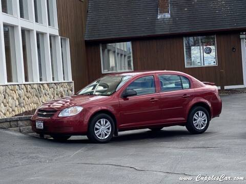2010 Chevrolet Cobalt for sale at Cupples Car Company in Belmont NH