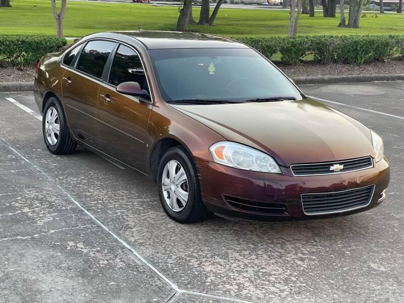 2008 Chevrolet Impala for sale at Hadi Motors in Houston TX