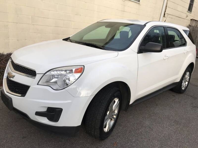 2013 Chevrolet Equinox for sale at Auto King Picture Cars in Pound Ridge NY