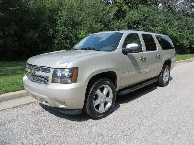 2012 Chevrolet Suburban for sale at EZ Motorcars in West Allis WI
