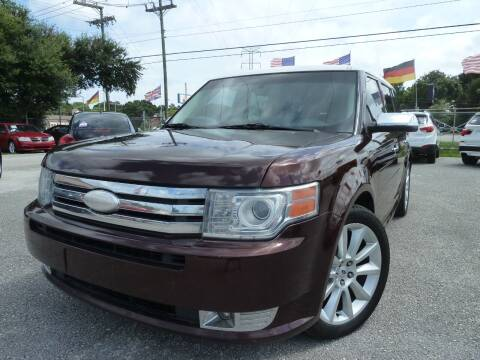 2012 Ford Flex for sale at Das Autohaus Quality Used Cars in Clearwater FL
