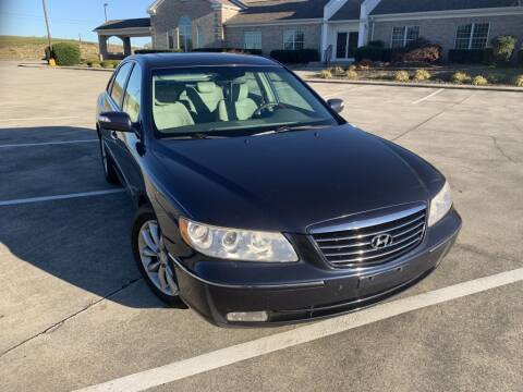 2007 Hyundai Azera for sale at 411 Trucks & Auto Sales Inc. in Maryville TN