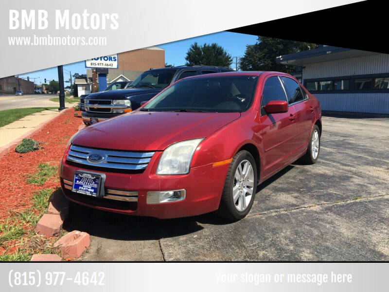 2007 Ford Fusion for sale at BMB Motors in Rockford IL