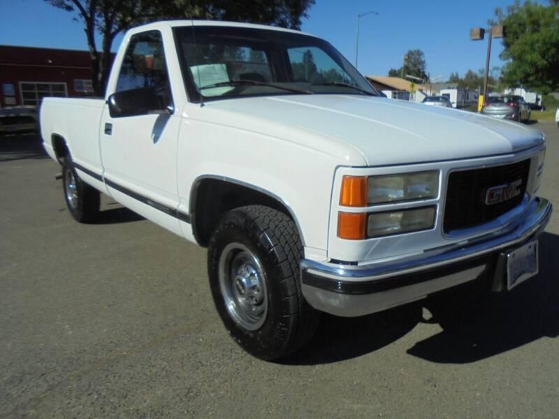 1998 GMC Sierra 2500 for sale in Santa Rosa, CA