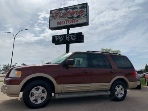 2006 Ford Expedition for sale at Victory Motors in Waterloo IA