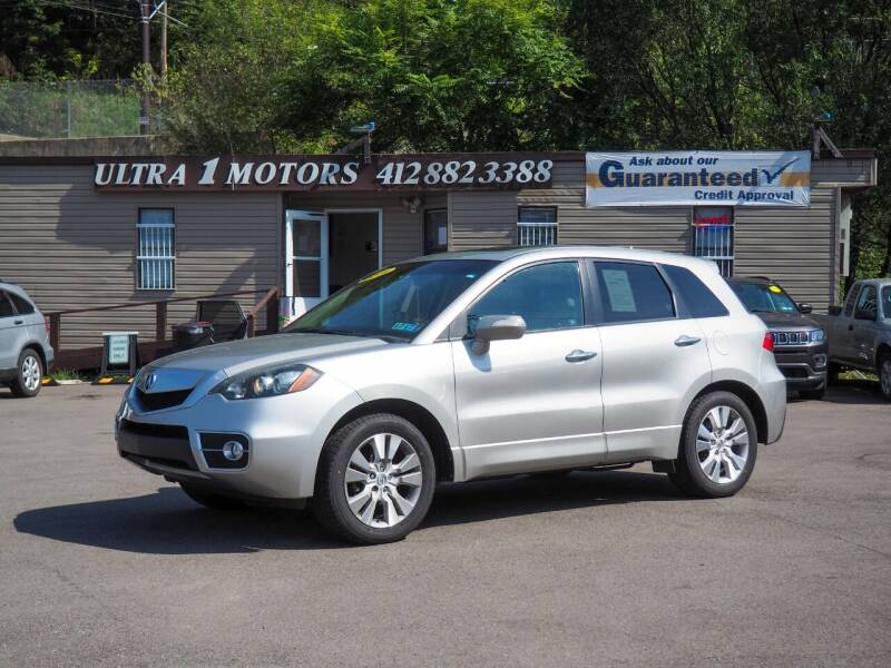 2011 Acura RDX for sale at Ultra 1 Motors in Pittsburgh PA