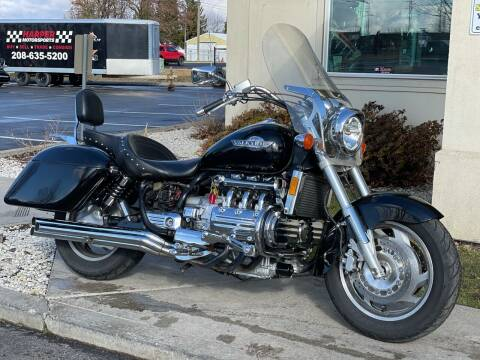 1998 Honda Valkyrie for sale at Harper Motorsports-Powersports in Post Falls ID