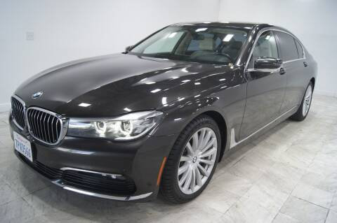 2016 BMW 7 Series for sale at Sacramento Luxury Motors in Carmichael CA
