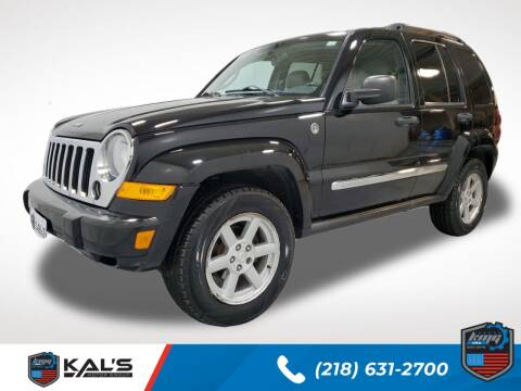 2005 Jeep Liberty for sale at Kal's Kars - SUVS in Wadena MN