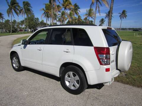 2006 Suzuki Grand Vitara for sale at FLORIDACARSTOGO in West Palm Beach FL