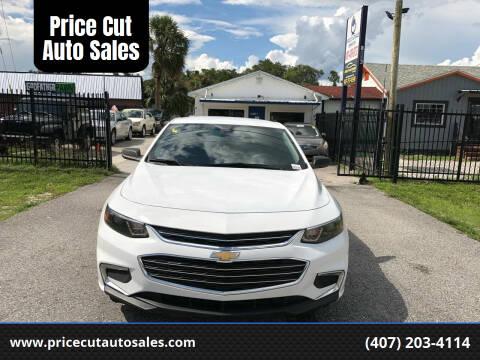 2018 Chevrolet Malibu for sale at Price Cut Auto Sales in Orlando FL