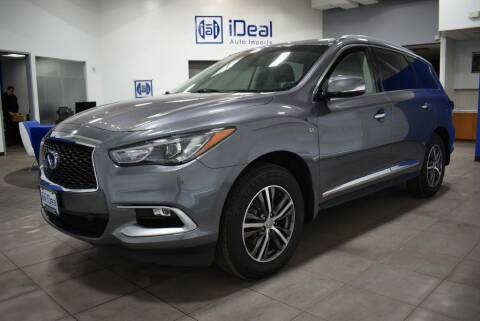 2016 Infiniti QX60 for sale at iDeal Auto Imports in Eden Prairie MN
